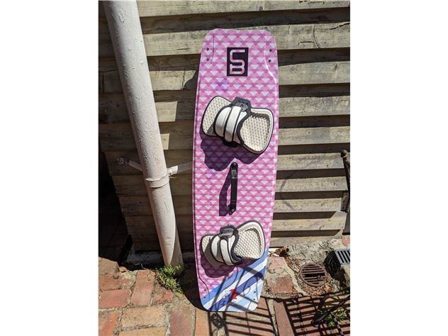 2013 Cardboards Fr Girls Grom Freeride