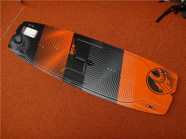 2019 Cabrinha Ace Carbon Board Only - 141 cm