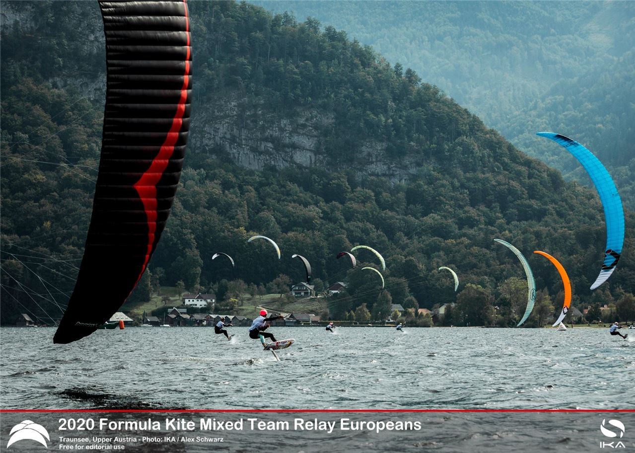 Kitefoil Racing - Amazing Location