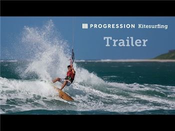 Progression launches their new Kitesurfing Series - Kitesurfing News