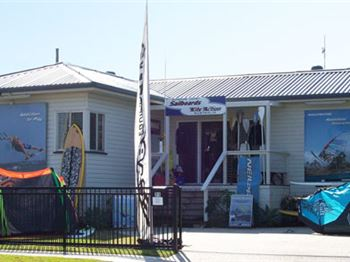 Iconic watersports shop on the Sunshine Coast for Sale! - Kitesurfing News