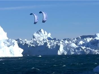 The coolest kiteboarding video you'll ever watch. - Kitesurfing News