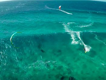 Uninhabited Islands and Perfect Kiting Conditions - Kitesurfing News