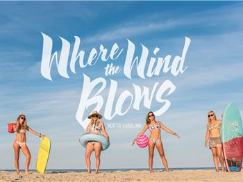 Four Girls Who Love their Home Spot - Where the Wind Blows - Kitesurfing News