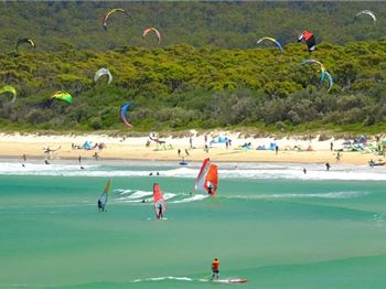 Merimbula Classic to Host 2017 Kitesurfing Nationals! - Kitesurfing News