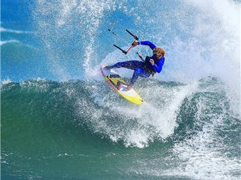 Kite Surf World Champ Crowned in Dakhla. - Kitesurfing News