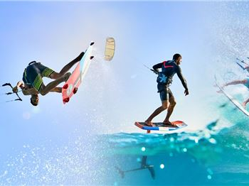 Could this be the ultimate all-round kite? Ozone Enduro V2 - Kitesurfing News