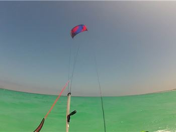How to Untangle Inverted Kite Lines: Without Landing! - Kitesurfing News