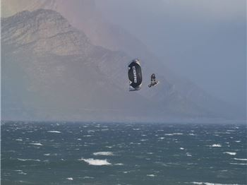 Boosting to the moon with Josh Emanuel - Kitesurfing News