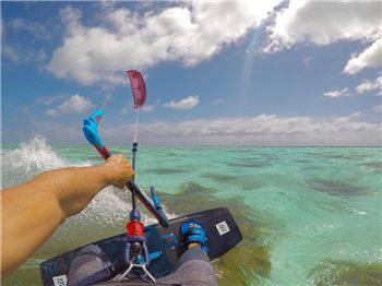 Not free for the taking, but it's worth it - Cocos Islands - Kitesurfing News