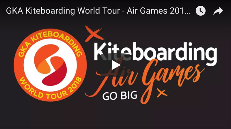 GKA Kiteboarding World Tour