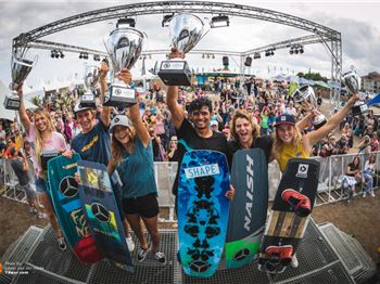 Jesse Richman Finishes Runner-up in Tie Breaker for the 2018 - Kitesurfing News