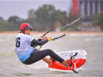 KTA Asia Pacific Hydrofoil Series Malaysia - Day 1