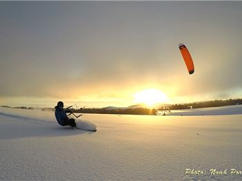 Big Horn Snowkite Summit