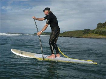 Perfect your Stand Up Paddling Technique....