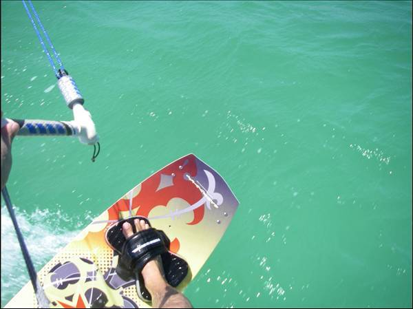 Kitesurfing - learn how to