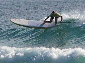 SUP Surf Moves -the Cutback, Floater and Re-entry